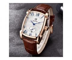 Išskirtinis gražus klasikinis BENYAR laikrodis dėžutėje