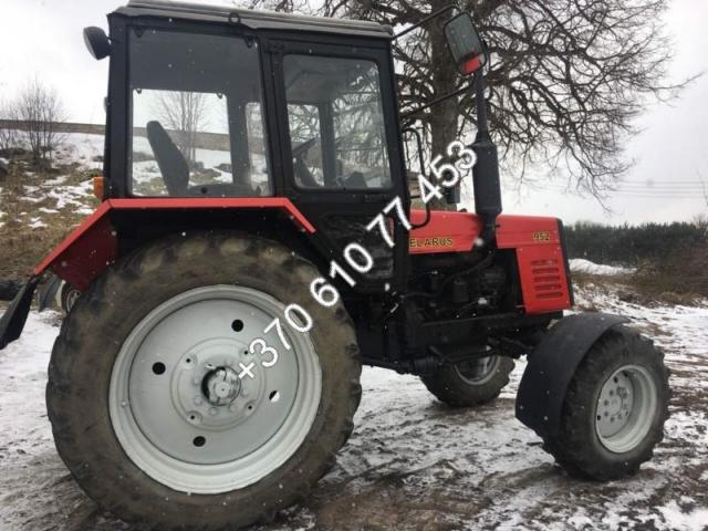 Traktorius MTZ-952 BELARUS, 65 kW / 89 A. G.