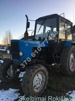 Traktorius MTZ-82.1 BELARUS
