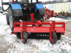 Traktorinė šluota - (šlavimo įranga)