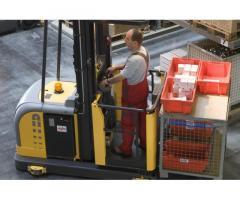 Darbai Olandijoje logistikos sandeliuose