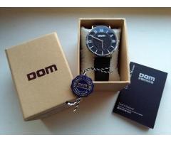 DOM patraukli klasika firminėse dėžutėse
