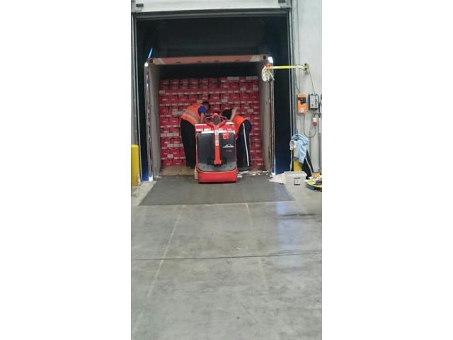 Reikalingi krovejai logistikos sandelyje Vokietijoje