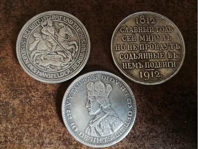 Trejos monetos