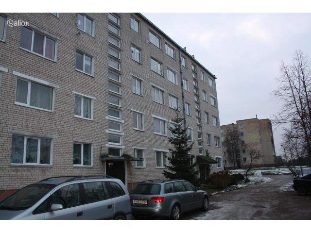 Keičiamas 1kambario butas Rokiškyje į  1 kambario  butą  Šiauliuose
