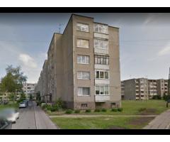Parduodamas butas Rokiškio mieste