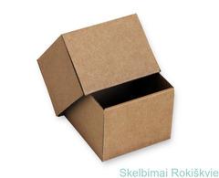 Dėžės iš gofruoto kartono - gamyba, prekyba